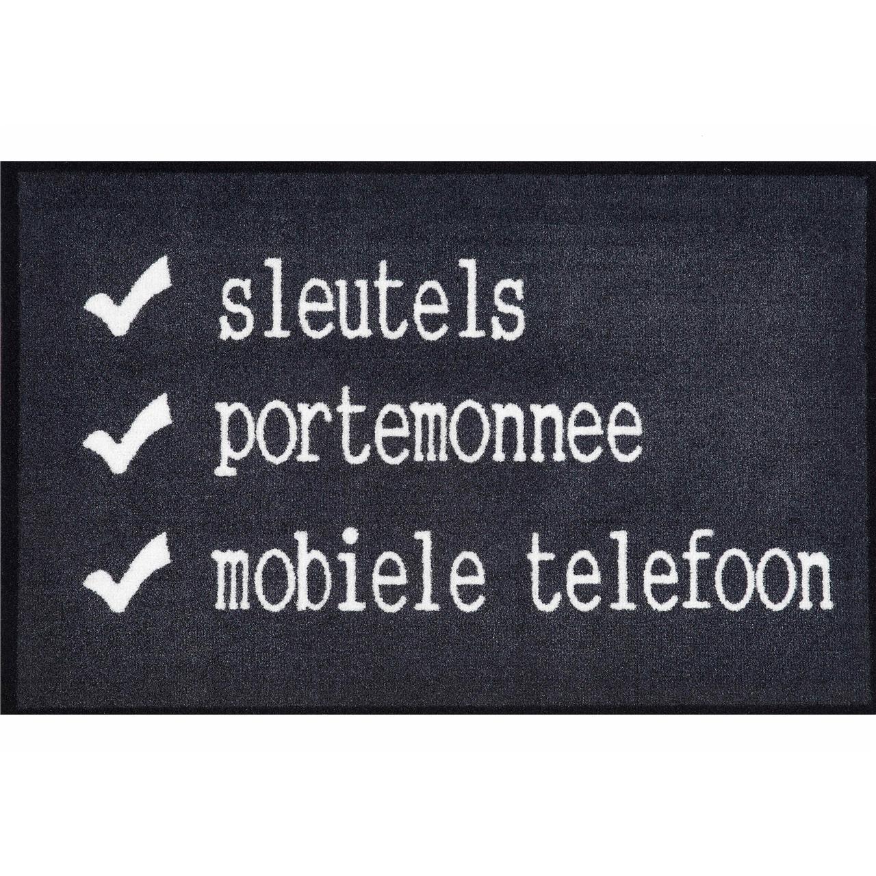portemonnee voor telefoon